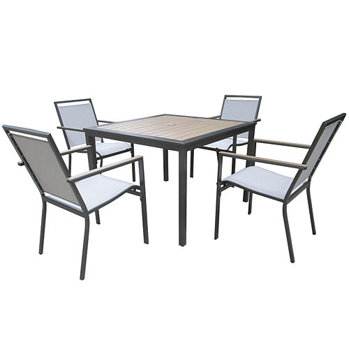 Oasis Hardwick 5-Pc. Outdoor Dining Set