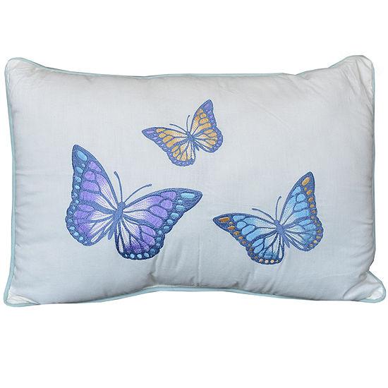 Nostalgia Home Josephine Oblong Decorative Pillow