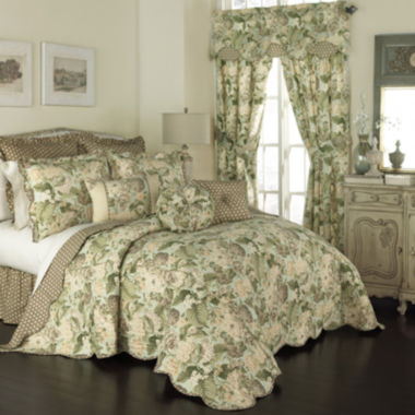 jcpenney.com   Waverly® Garden Glory 3-pc. Reversible Bedspread Set & Accessories