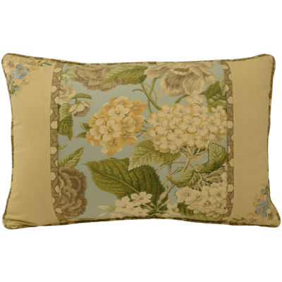 Waverly® Garden Glory Oblong Decorative Pillow