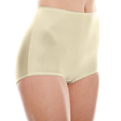 Underscore Rainbow Stretch Satin Light Control Control Briefs 123-3900
