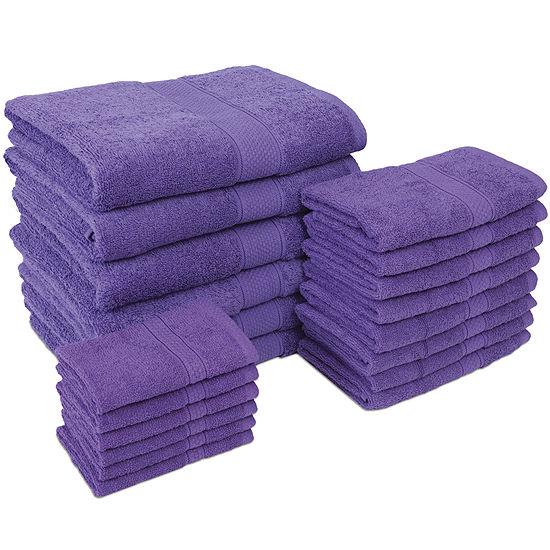 Jumbo 20-pc. Bath Towel Set