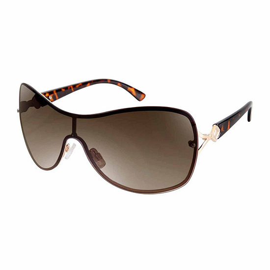 Mixit Womens Shield UV Protection Sunglasses