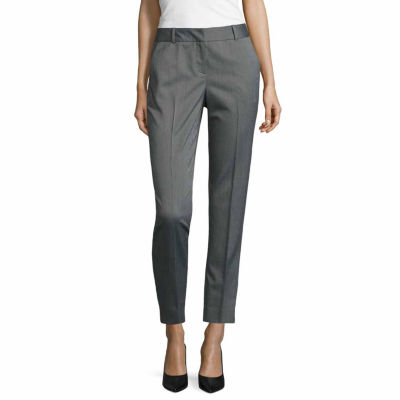 Worthington® Slim Ankle Pants - Talls
