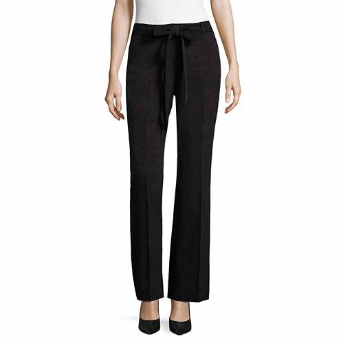 Worthington Modern Fit Ankle Pants-Talls