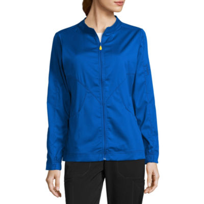 Wonder Wink Womens Scrub Jacket-Plus