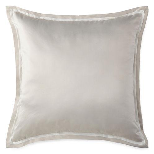Liz Claiborne® Raleigh Euro Pillow
