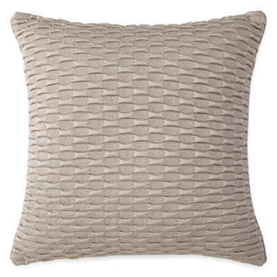 Liz Claiborne Raleigh Square Throw Pillow