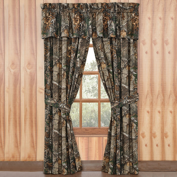 Realtree Xtra Curtain Panel