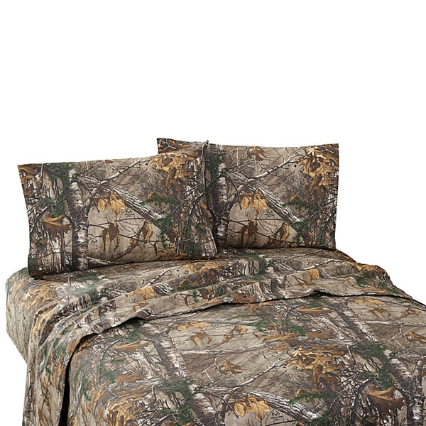 Realtree Xtra Sheet Set