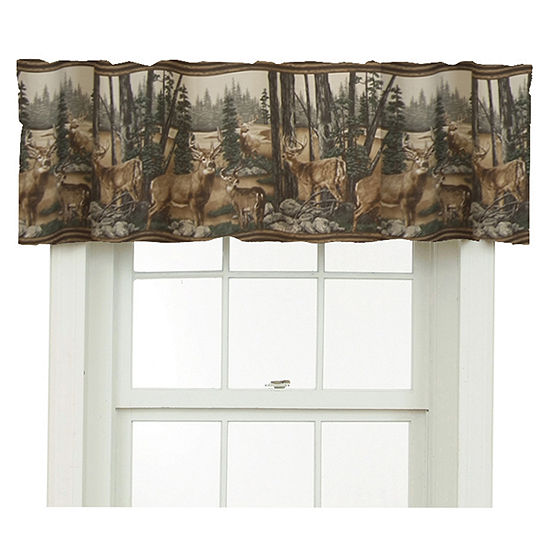 Blue Ridge Trading Whitetail Dreams Valance Only