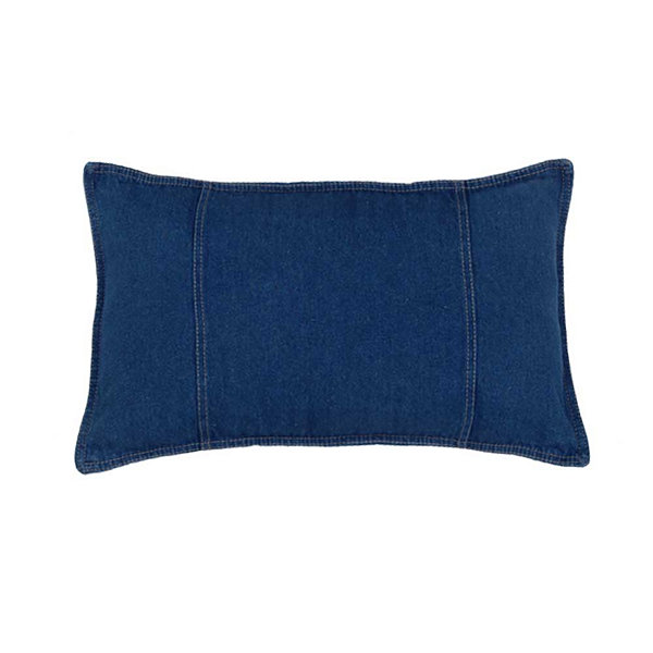 Karin Maki American Denim Lumbar Pillow