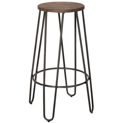 French 4-pc. Counter Height Bar Stool