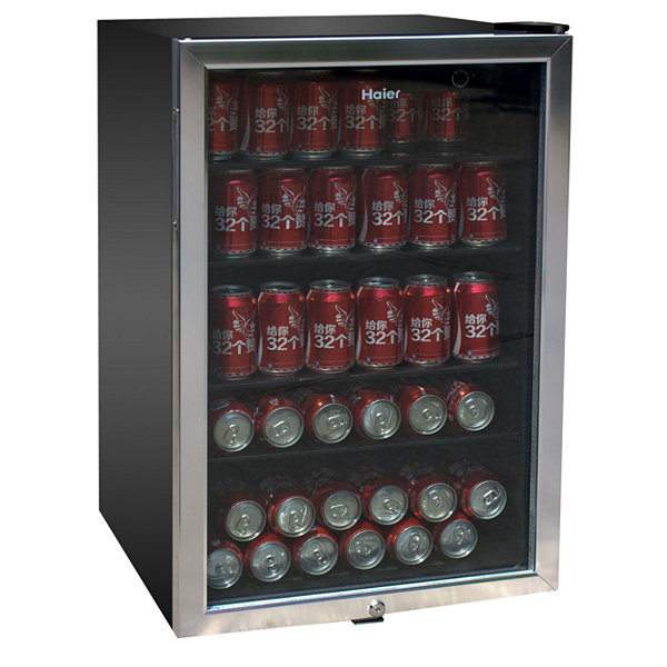 Haier 150 Can Capacity Beverage Center