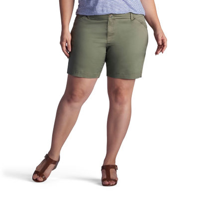"Lee Essential Chino Walkshort-Plus (7"")"