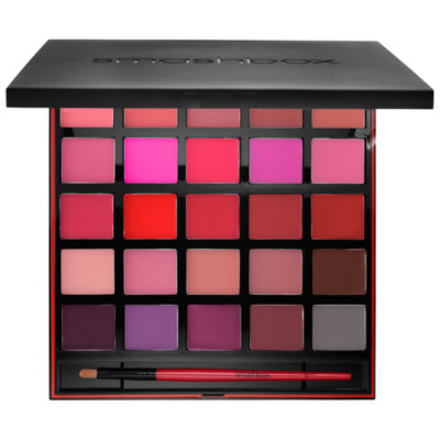 Smashbox Be Legendary Matte Lipstick Palette