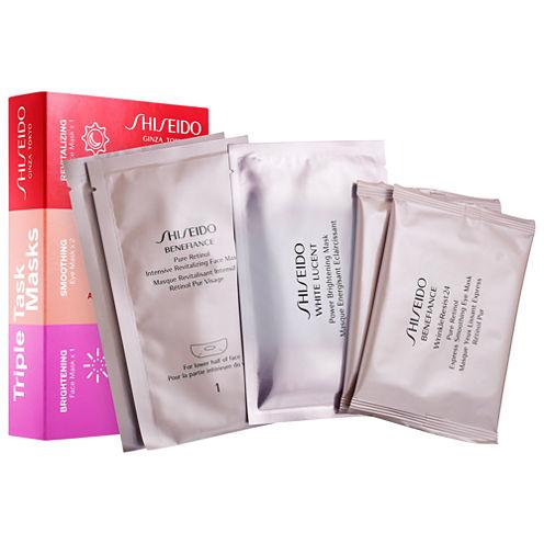 Shiseido Triple Task Masks