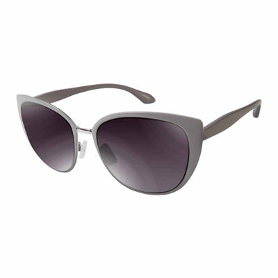 South Pole Full Frame Cat Eye UV Protection Sunglasses-Womens