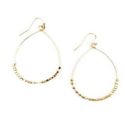 a.n.a 2 1/4 Inch Hoop Earrings