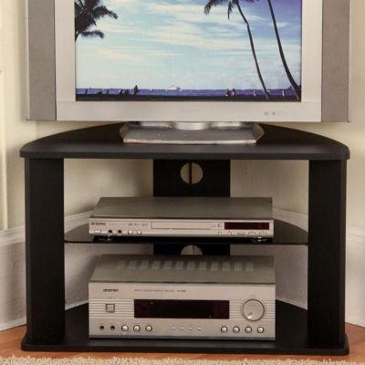 4D Concepts Corner TV Cart