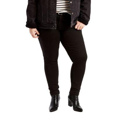 Levi's 711 Skinny Jeans - Plus