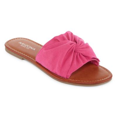 Arizona Gabi Womens Slide Sandals