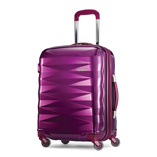 American Tourister Pirouette X 20 Inch Hardside Luggage