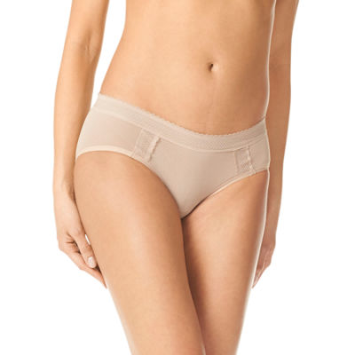 Warners Breathe Freely Hipster Panty Ru4901p