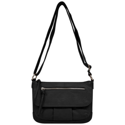 St. John's Bay Mini Flap Crossbody Bag
