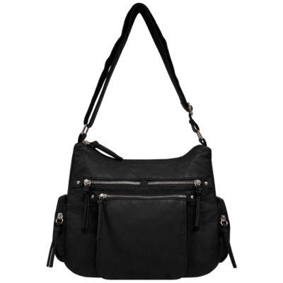 St. John's Bay Pocket Shoulder Bag