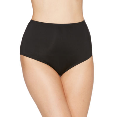Coastal Zone By Jantzen High Waist Swimsuit Bottom