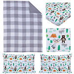 Carter's Woodland Boy 4-pc. Toddler Bedding Set