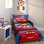 Disney Collection Cars 3 4-pc. Cars Toddler Bedding Set