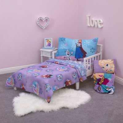Disney Frozen Stirring Up 4-pc. Frozen Toddler Bedding Set