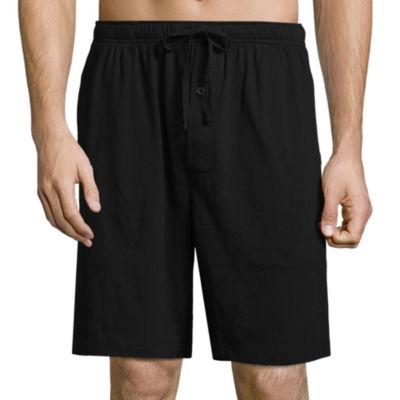 Stafford Men's Knit Pajama Shorts