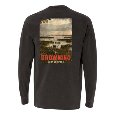 Browning Men's Tee Shirt Cc Browning Marsh