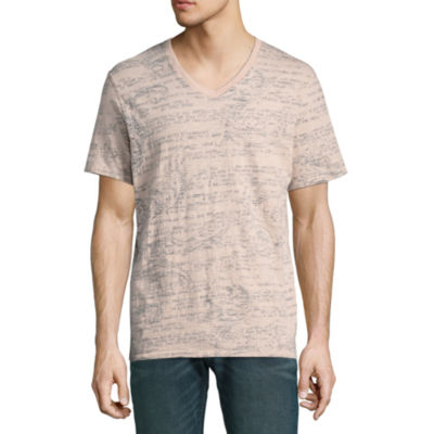 i jeans by Buffalo Short Sleeve Henley Shirt