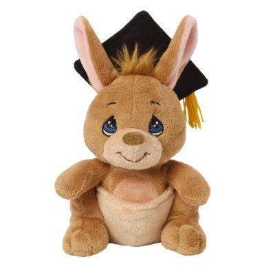"Precious Moments  ""Kangaroo with Gift Card Holder""  Stuffed Animal  #154501"
