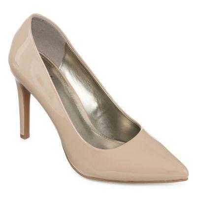 Worthington Womens Zoe Pumps Stiletto Heel