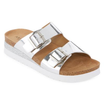 Arizona Lola Womens Slide Sandals