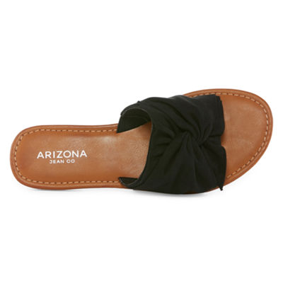 Arizona Womens Gabi Slide Sandals