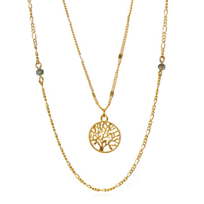 Mixit Delicate 28 Inch Chain Necklace