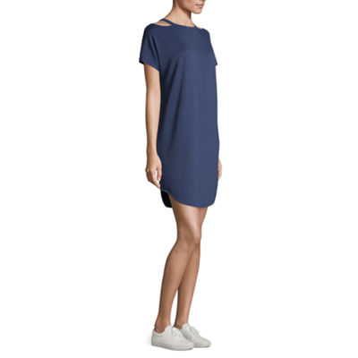 Xersion Cut Out Dolman Dress - Tall 36.75
