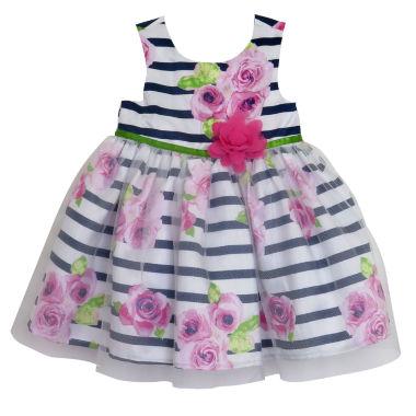 Lilt Sleeveless Floral A Line Dress Baby Girls JCPenney