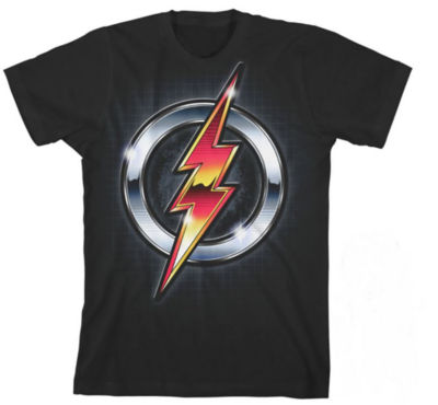 The Flash Graphic T-Shirt Boys