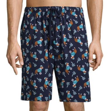 Stafford Knit Pajama Shorts