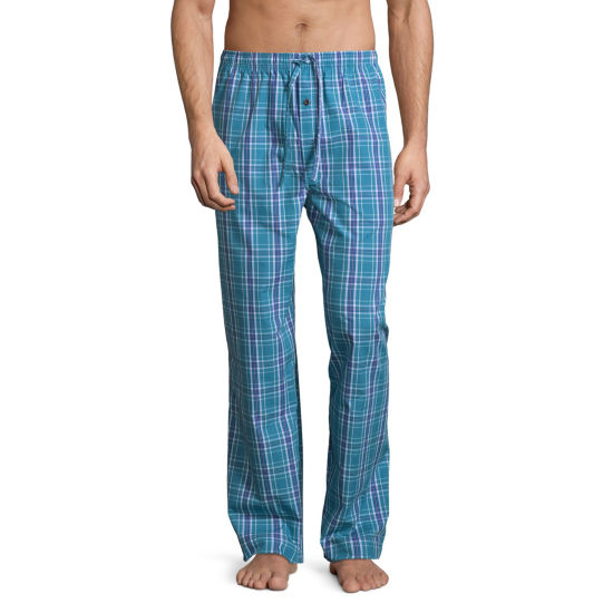Stafford Men's Poplin Pajama Pants - Big and Tall