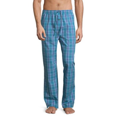 Stafford Men's Poplin Pajama Pants
