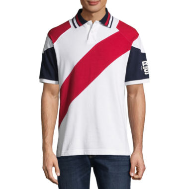 Rocawear 10 Men Short Sleeve Polo Shirt