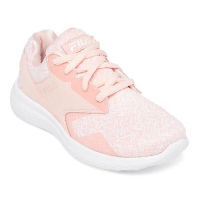 Fila Layers 2.5 Knit Girls Sneakers - Little Kids/Big Kids
